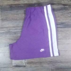 Nike Running Shorts Size Small Women Purple